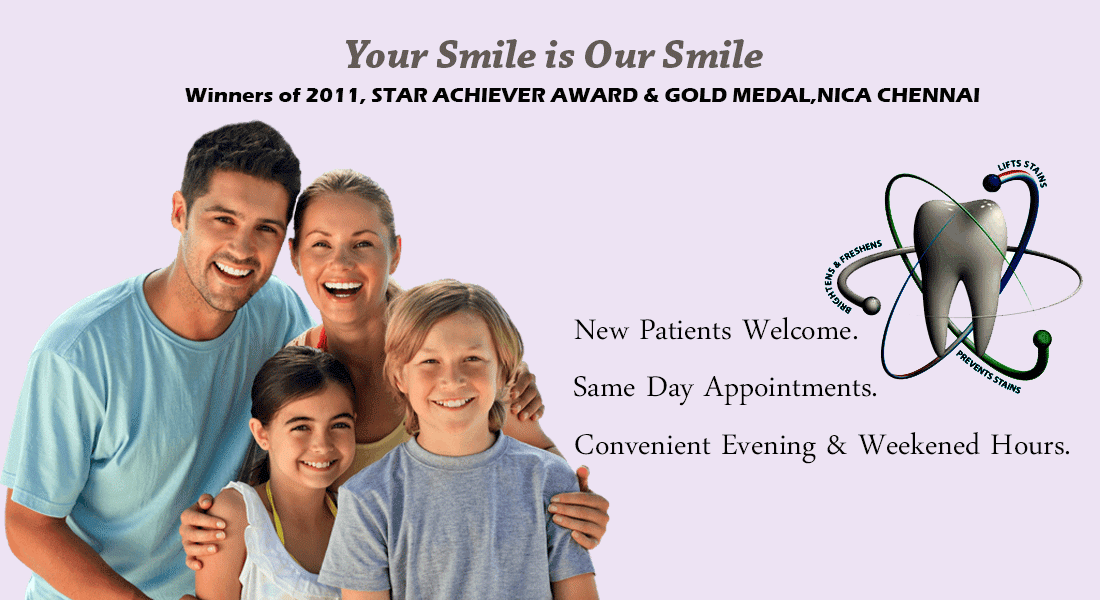 Dental Clinic in Trichy